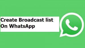 WhatsApp Broadcast Message