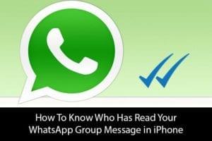 WhatsApp Group