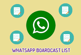 WhatsApp Broadcasting
