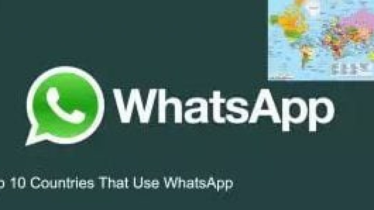 What Countries Use WhatsApp the Most?