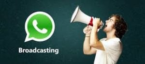 WhatsApp Broadcast