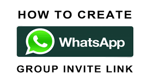 WhatsApp Group Invitation Link
