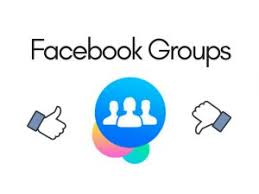 Facebook Groups Links