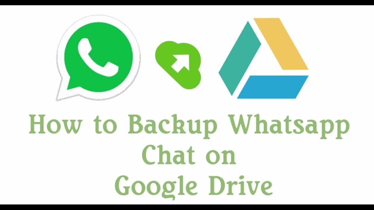 How to Download WhatsApp Database from Google Drive