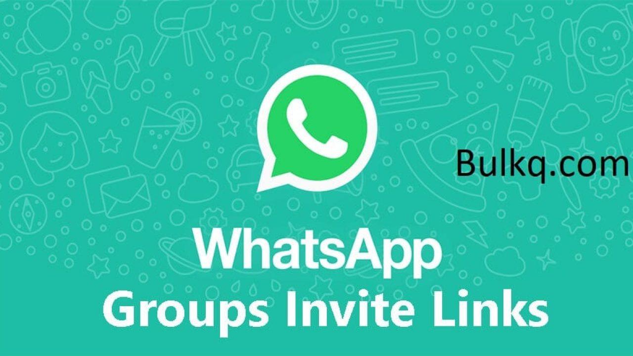 1500+ WhatsApp Groups Links | WhatsApp Marketing