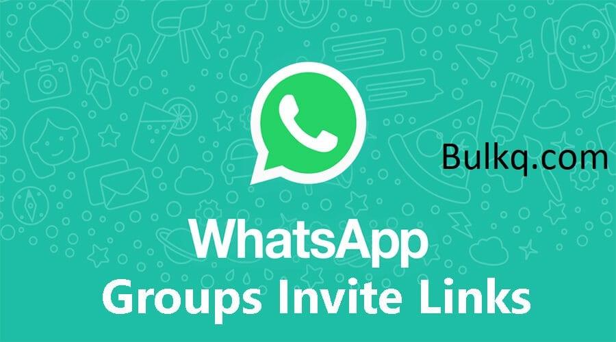 1500+ WhatsApp Groups Links   WhatsApp Marketing