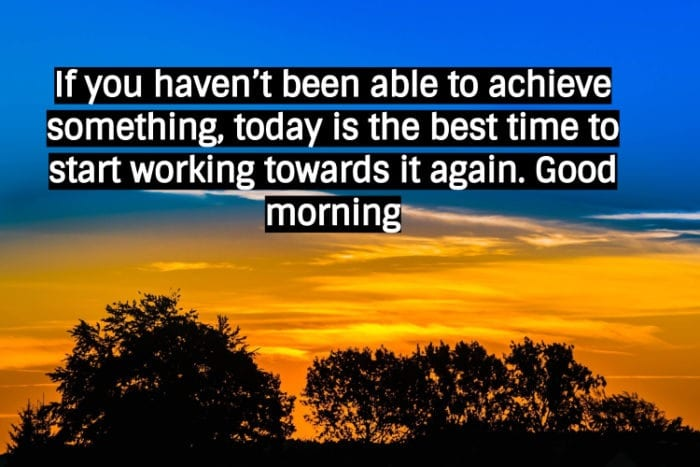 Good Morning Quote Images