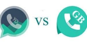 YoWhatsApp vs GBWhatsApp