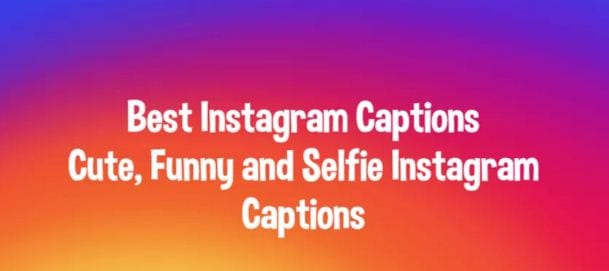 77+ Cute Instagram Captions for friends