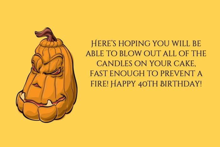 40th Happy birthday meme 1