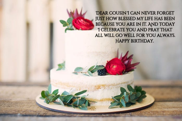 Cousin Birthday images wishes