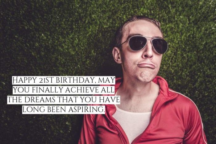 21st Happy Birthday Meme Images
