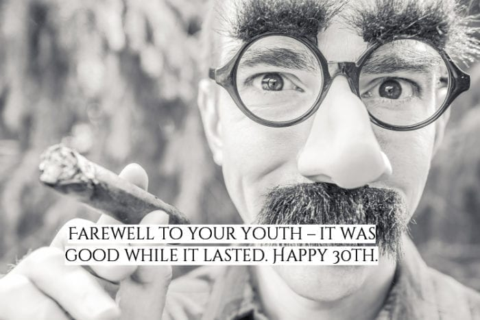 Happy Birthday 30th Images