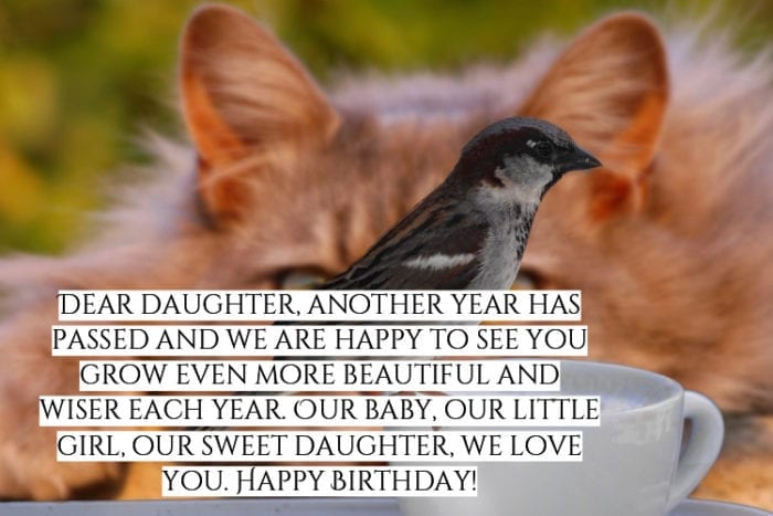 Happy Birthday Daughter meme