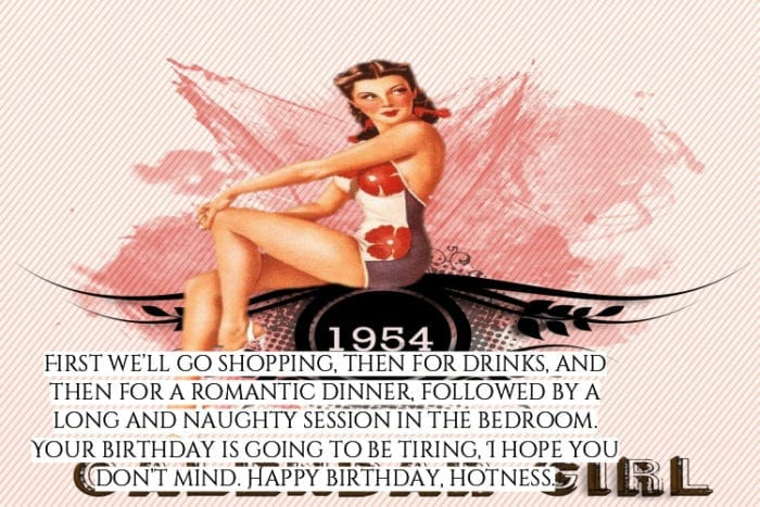 Happy Birthday Sexy meme