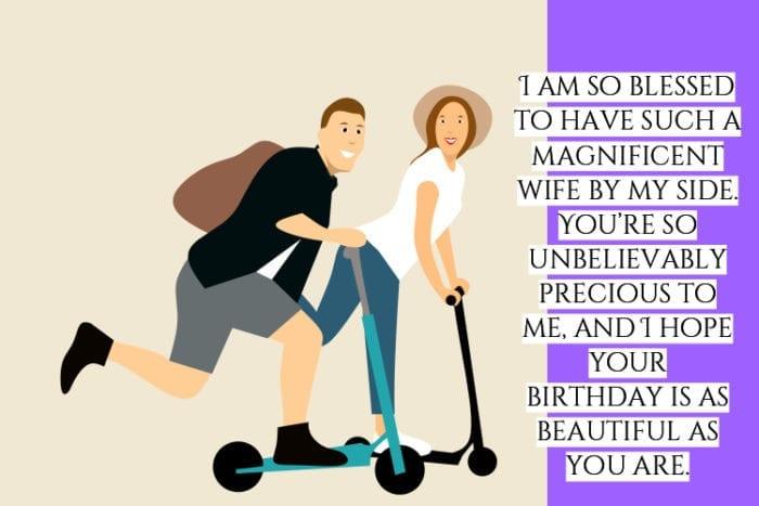 Happy Birthday wife meme