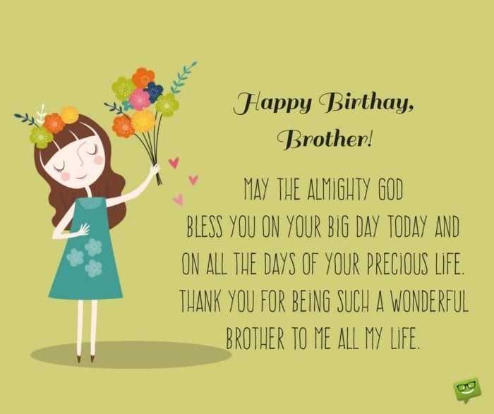 birthday image for brother