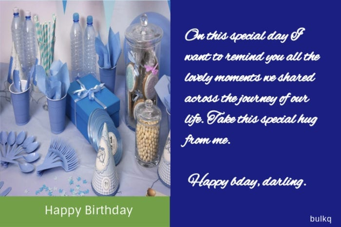 husband birthday images