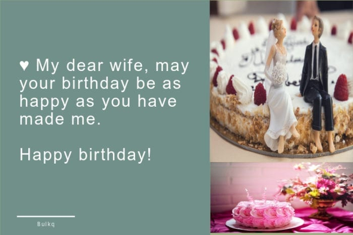 wife birthday wishes image