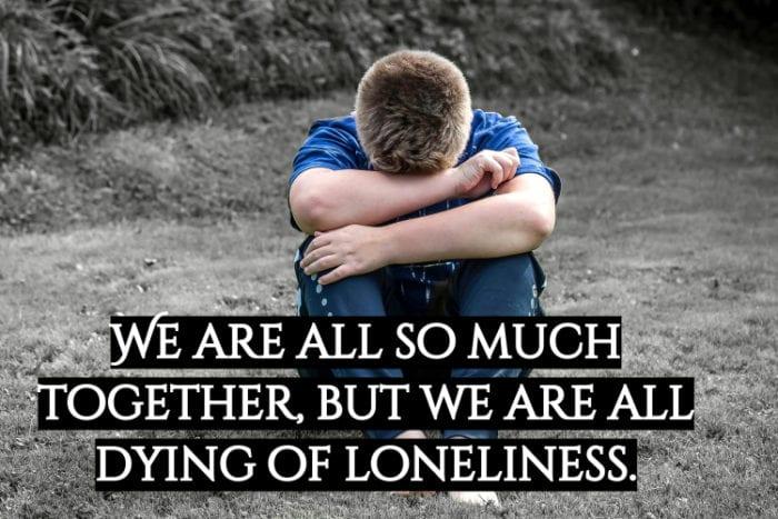Alone whatsapp dp for boys