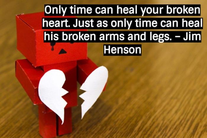 Broken Heart DP