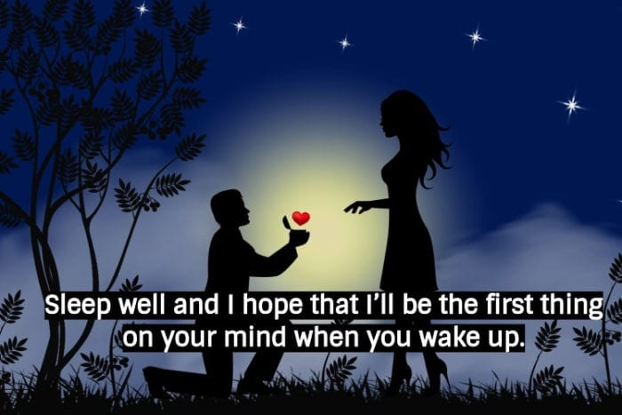 Romantic Good Night Images for boyfriend