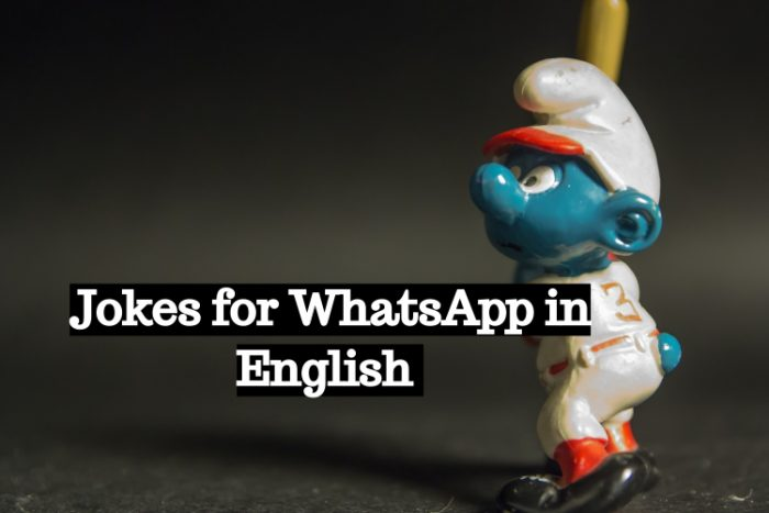 Jokes for WhatsApp in English