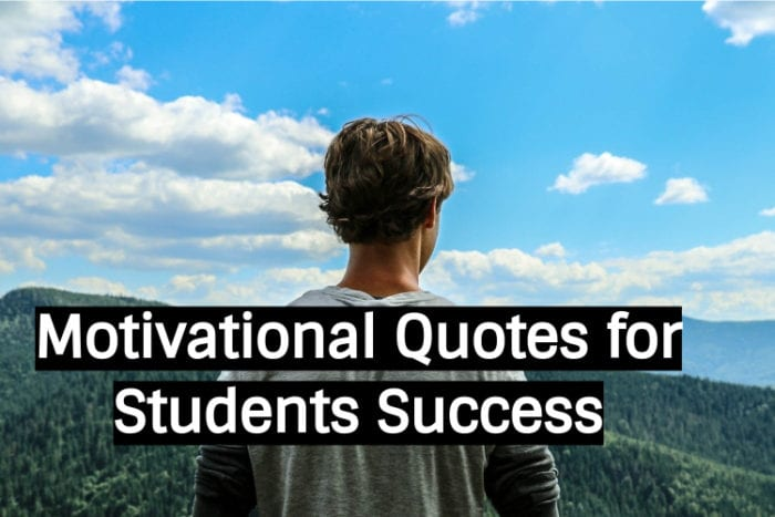 33+ Best Motivational Quotes for Students that will ...