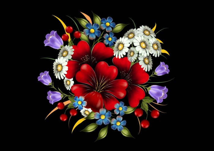 Flower Decoration Images